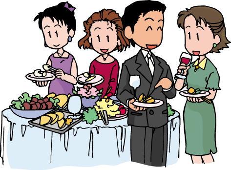 「婚活パーティー イラスト」の画像検索結果